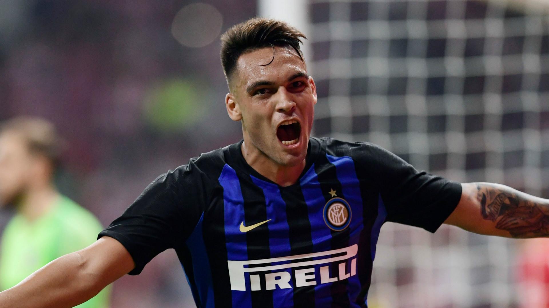 Lautaro Martinez Inter 2018-19