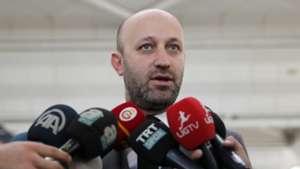 Cenk Ergun Galatasaray Footbal Director