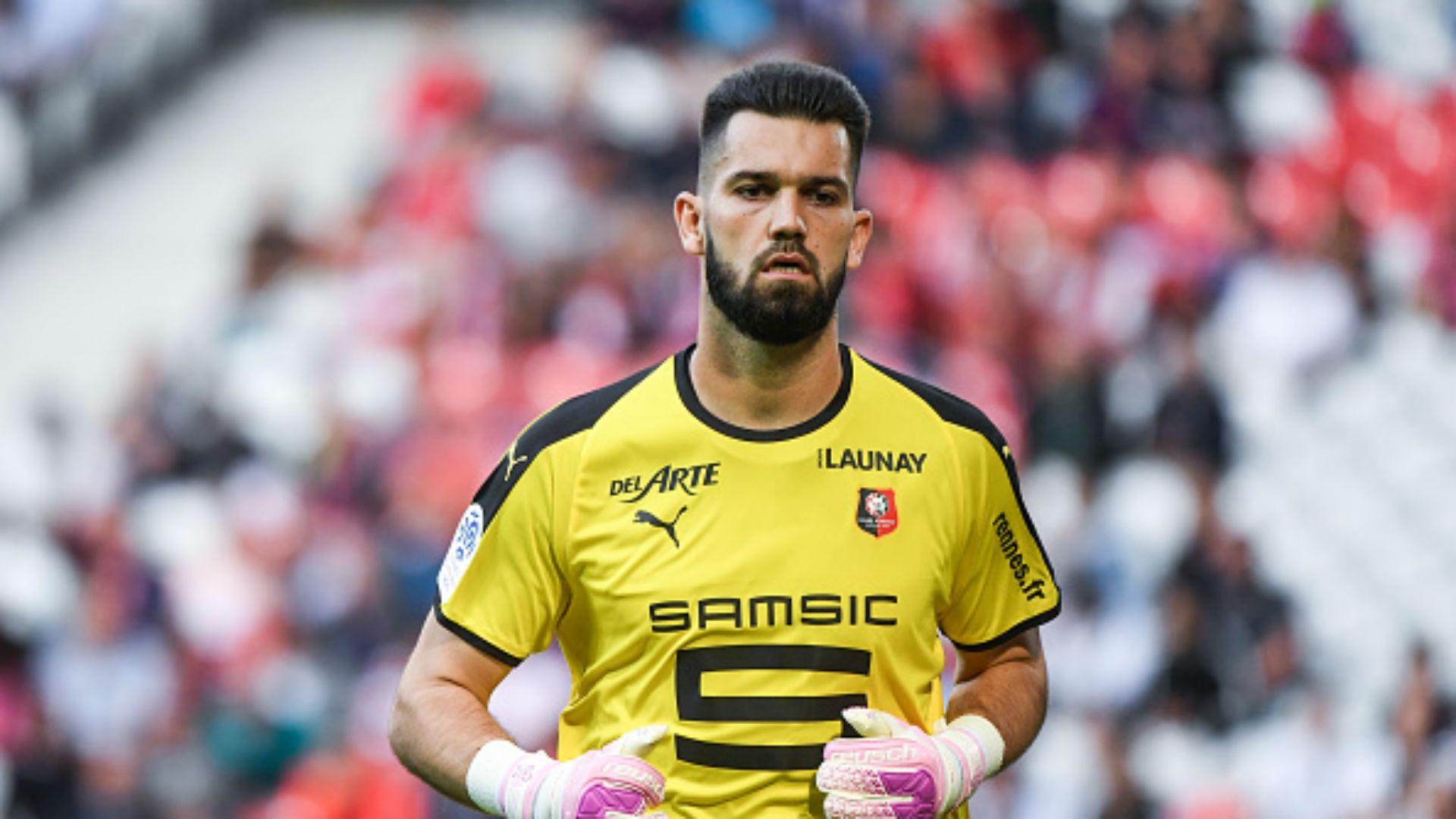 Tomas Koubek Rennes Ligue 1