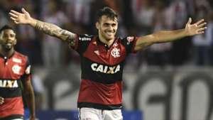 Felipe Vizeu Junior Barranquilla Flamengo Copa Sudamericana 30112017