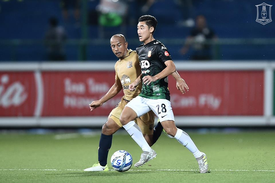 Toyota Thai League Young Player of the Week 21 : อภิสิทธิ์ โสรฎา