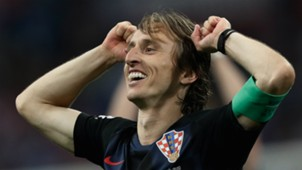 Luka Modric 2018 World Cup