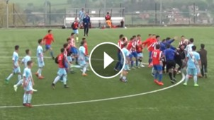 Sporting Rayo kids GFX video