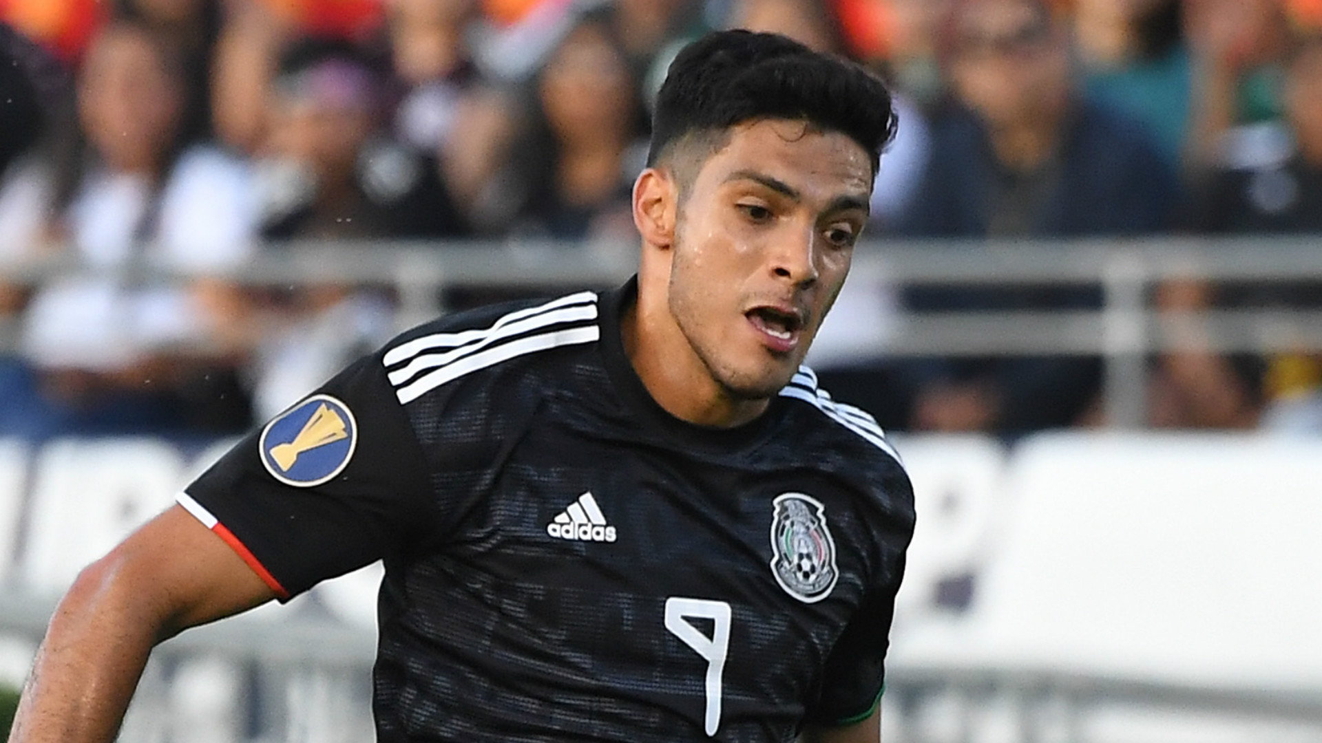 Martinez scores hat-trick as Argentina hammer Mexico 4-0