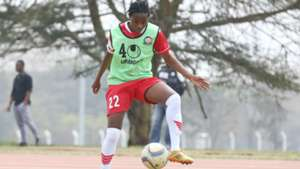 Wendy Achieng of Harambee Starlets