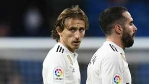 Luka Modric Real Madrid Sociedad