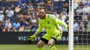 Stefan Frei MLS Seattle Sounders 07242016