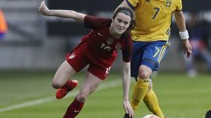 Rose Lavelle USWNT Sweden