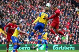 Joel Matip Goal Liverpool Southampton Premier League 2018/19 MD6