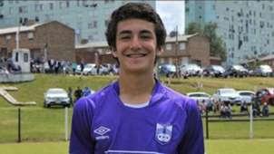 Diego Abreu Defensor Sporting