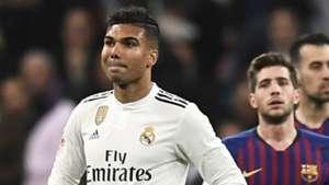 Casemiro Real Madrid 2018-19