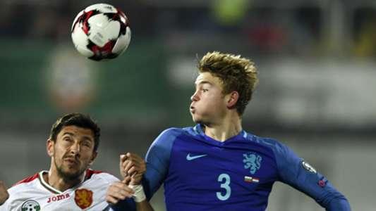 Matthijs De Ligt Netherlands Bulgaria World Cup qualifier