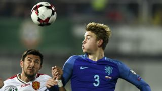 Matthijs De Ligt Netherlands Bulgaria World Cup qualifier