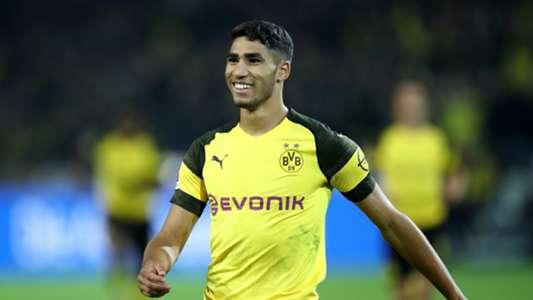 Achraf Hakimi Borussia Dortmund 26092018