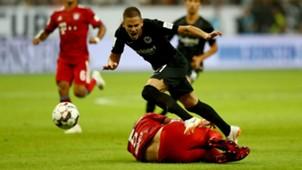Mats Hummels Nihat Gacinovic Eintracht Frankfurt FC Bayern 12082018
