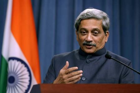 Manohar Parrikar Goa Chief Minister