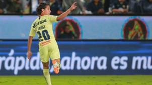 Diego Lainez América Apertura 2018