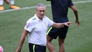 Tite treino Seleção Brasil 09 10 2017