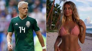 Chicharito - Sarah