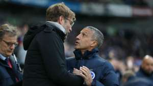 Klopp vs Hughton