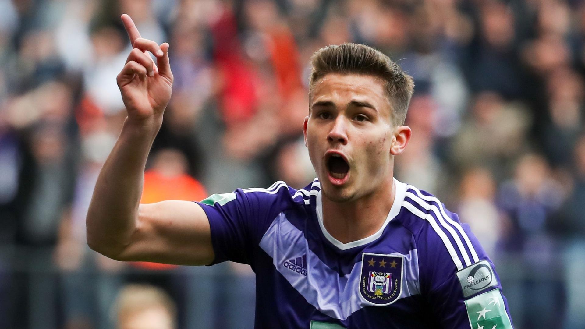 Man Utd News Anderlecht Name E Million Asking Price For Leander Dendoncker Goal Com