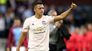Alexis Sanchez Manchester United 2018
