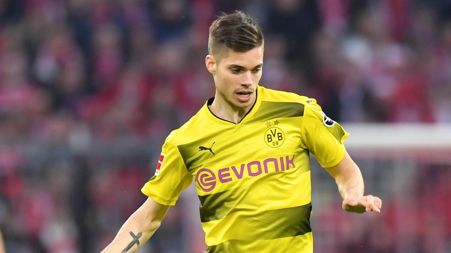 Julian Weigl Borussia Dortmund