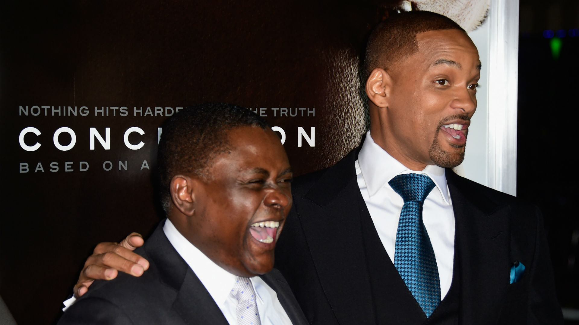 Bennet Omalu Will Smith Concussion 22112015