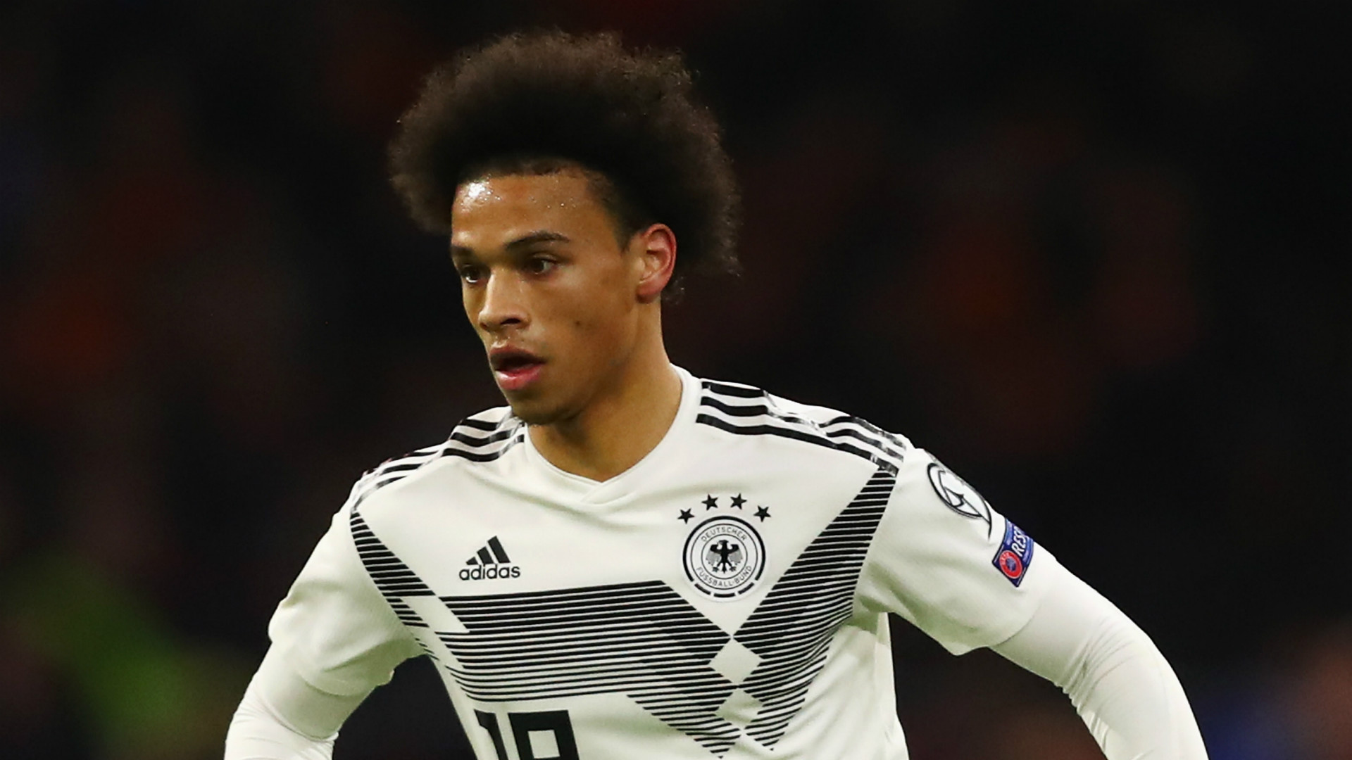 Leroy Sane: Why I was scared when I first joined ...  |Leroy Sane
