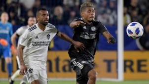 Ashley Cole Josef Martinez LA Galaxy Atlanta United MLS