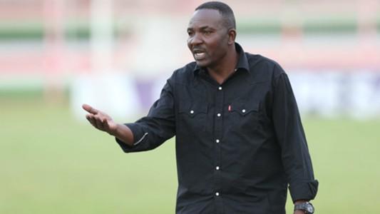 Benjamin Nyangweso Ulinzi coach