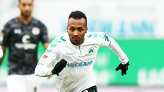 Julian Green Germany SpVgg Greuther Fuerth 10262017