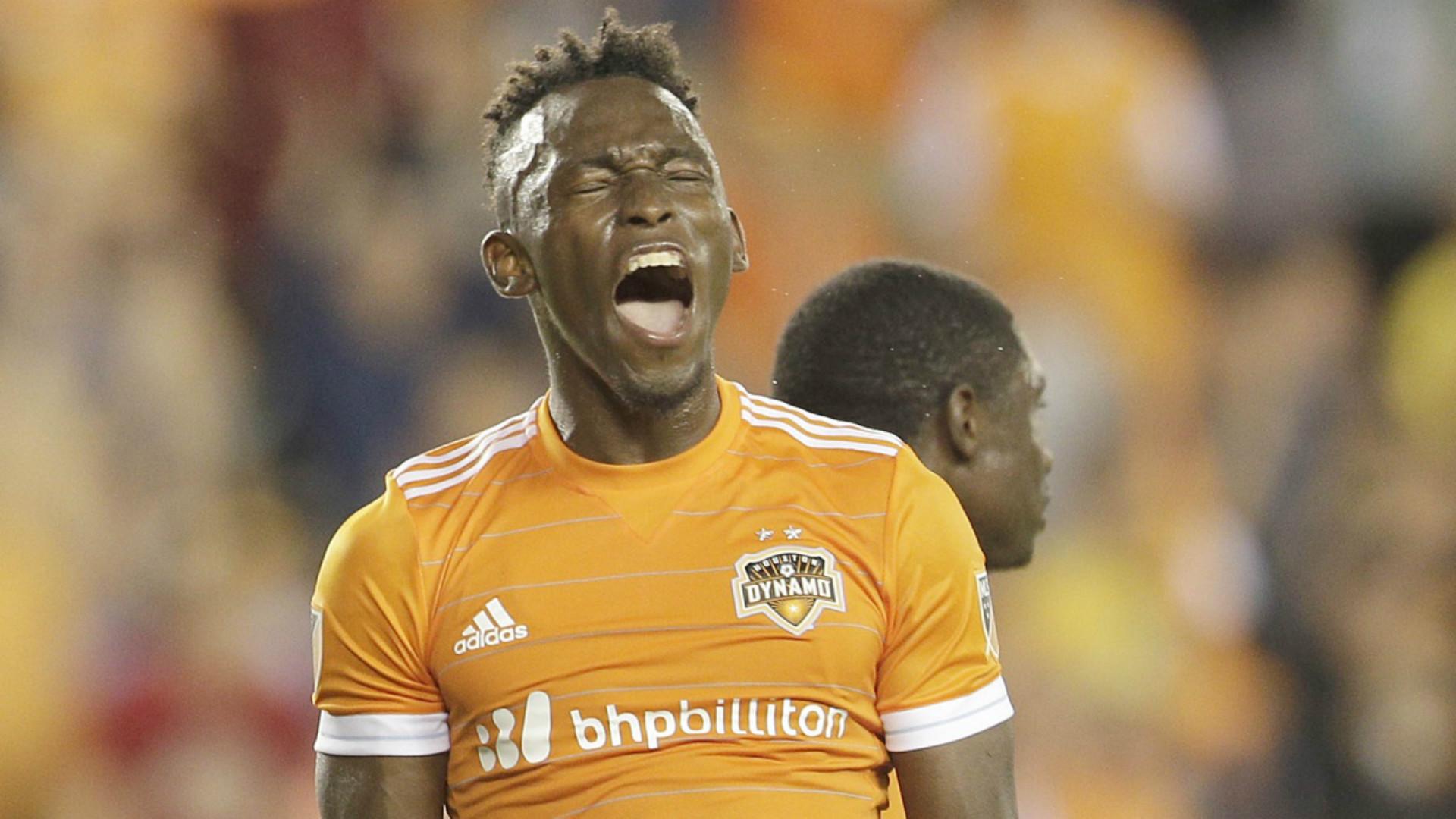 Alberth Elis MLS Houston Dynamo 04142017