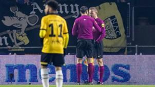 Bas Nijhuis, NAC Breda - Feyenoord, Eredivisie 03032018