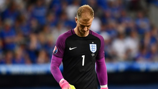 Joe Hart, England