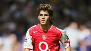 Cesc Fabregas, Arsenal