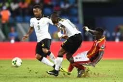 Jordan Ayew, Ghana