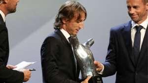 luka modric - uefa footballer of the year - 30082018