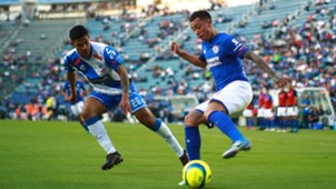 Martín Rodríguez Liga MX Cruz Azul 2018