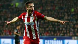 Saul Niguez Atletico Madrid Champions League