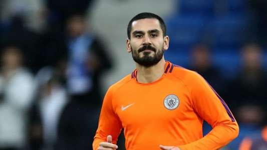 Ilkay Gündogan Manchester City 2018