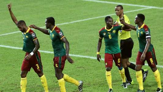 Egypt Cameroon AFCON 2017 Final