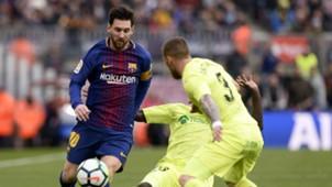 Lionel Messi Antunes Barcelona Getafe LaLiga