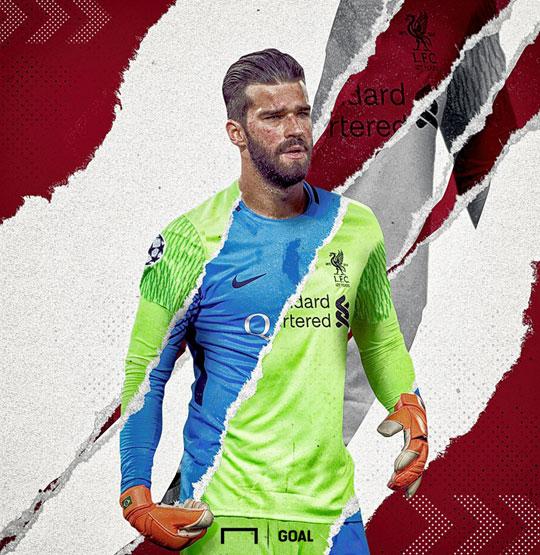 Alisson Liverpool 2018