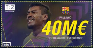 Paulinho PS transfert