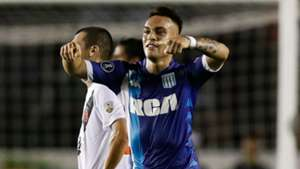 Lautaro Martinez Vasco Racing Libertadores 26 04 2018