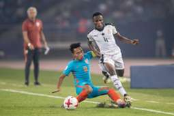 Ghana U17 vs India U17