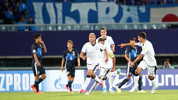 Mondiale Under 20, Italia-Giappone 2-2 (con melina finale): azzurrini agli ottavi