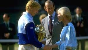 Boris Becker Wimbledon