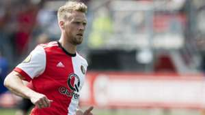Nicolai Jorgensen Feyenoord Eredivisie 08202017